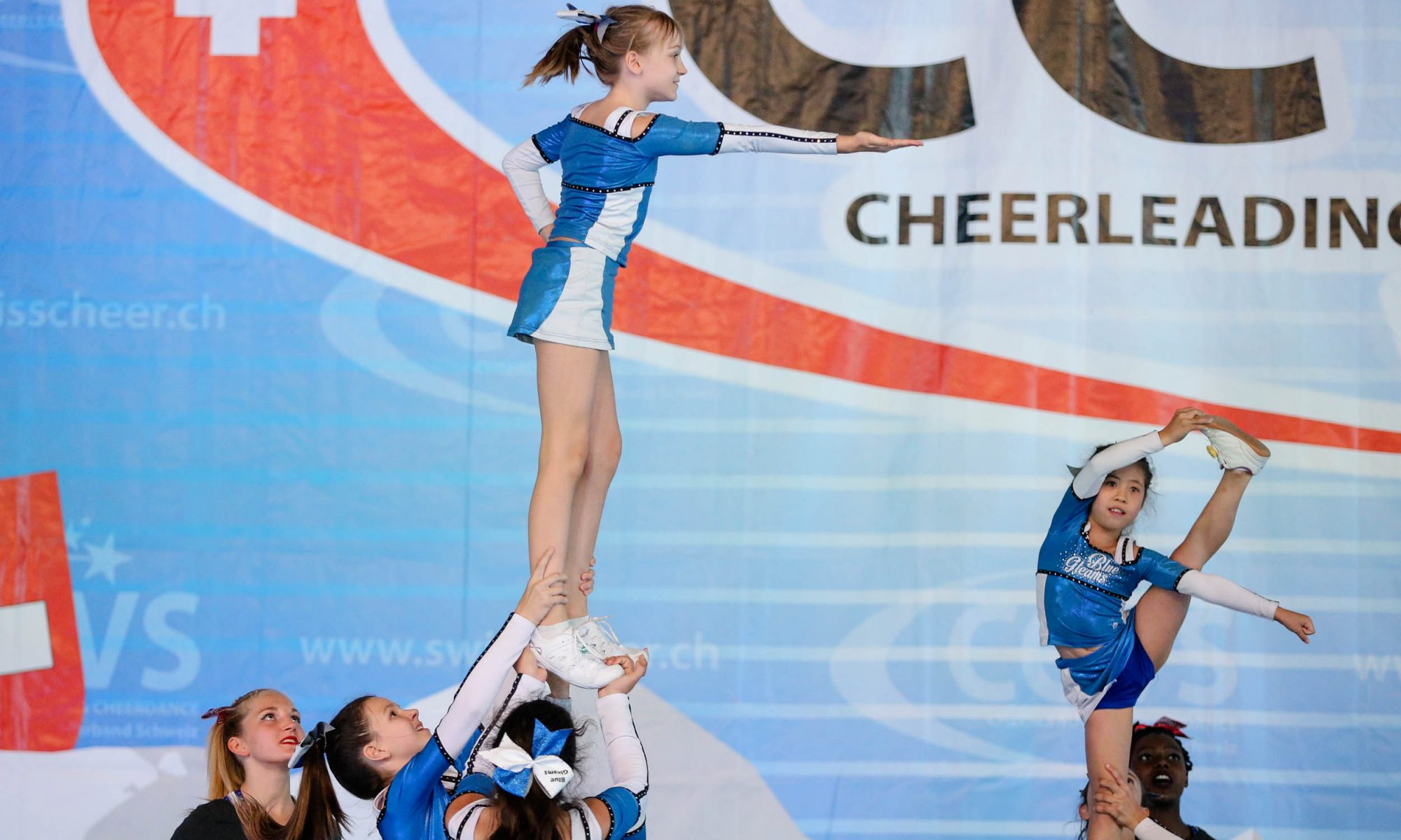 Fire Allstars Cheer